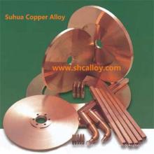 Chromium Copper Alloy C18200 Cucr Rwma Class 2