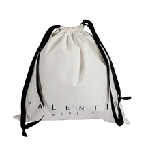 Multi-Functional any color jewelry storage bag small cotton drawstring pouch custom calico drawstring bag