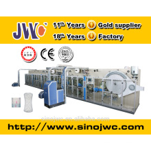 Automatichigh quality sanitary napkin machinery equipment manufacturer