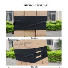 Alternativa reutilizable de la cubierta de la plataforma a la película elástica del PE
