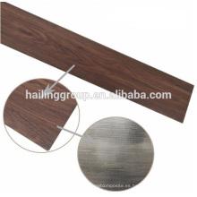 Tablones de piso del vinilo de la parte posterior del seco de la venta caliente