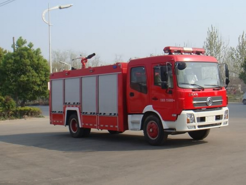 Fire Truck Fire Engine52