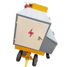 Cement wet spraying machine diesel concrete spraying wet shotcrete machine