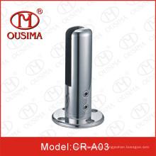 Espátula de aço inoxidável da balaustrada do vidro de Farmeless usada na associação ou na cerca (CR-A03)