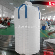 wholesale bulk bags,jumbo bag with high quality big bags 1000kg for charcoal pp bulk container bag
