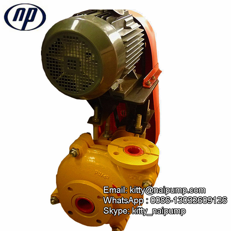 2 1 5 Metal Liner Slurry Pump