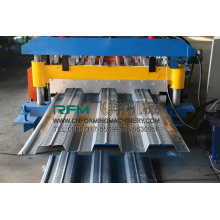 Galvanized Steel Sheet Floor Deck Roll Forming Machine