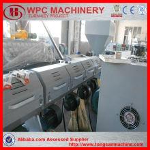 Moldura fotográfica wpc perfil de fabricação máquina de extrusão / espessura de espuma perfis de perfis máquina de extrusão / máquina WPC