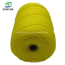 3mm Multi-Purpose Virgin PE/Polyethylene/Nylon/Plastic/Thread Monofilament Twisted Twine with UV