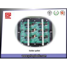 Matériau de palette de soudure, Durostone Cdm, palette de SMT