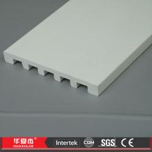 Placa de construção do armário plástico do PVC da espuma