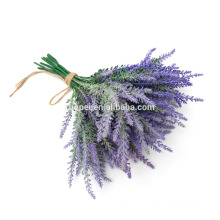 artificial lavender branch for wall plastic lavender with 30cm length