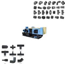Инъекционная формовочная машина для ПВХ труб диаметром 168 тонн (LSF168)