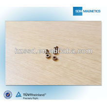Small Smco Ring Permanent Magnets