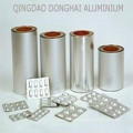 aluminum foil for tablets pills packaging