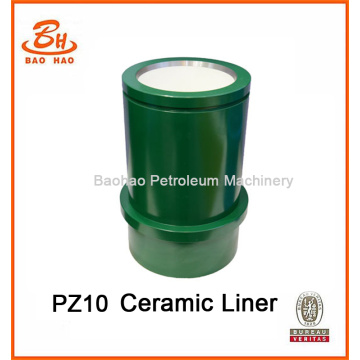 Ceramic Liner zirconia para Drilling Mud Pump