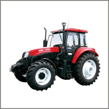 100HP 73.5kw 4*4 Agriculture Tractor