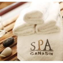 Canasin Spa Handtücher Luxus 100 % Baumwolle
