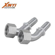 high pressure custom orfs female hydraulic Hydraulic hose couplings