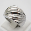 316L Stainless Steel Casting Engagement Jewelry Wedding Ring