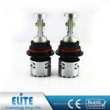 Bombillas duales de bulbos G8 9007 Bombillas duales XHP50 6000LM 6500K Súper blanco brillante para haz de luces de turbina de repuesto