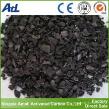 На основе угля гранулированный активированный уголь производители из Нинся