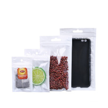 Wholesale Face Mask Pearlescent Film Bag Mobile Phone Shell Packaging Bag Custom Phone Case Gift Package PE Aluminum Foil Pouch