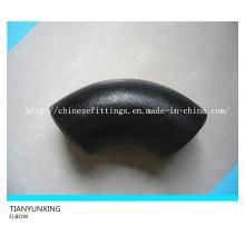 Langer Radius Nahtloser 90 Grad Carbon Steel Pipe Elbow