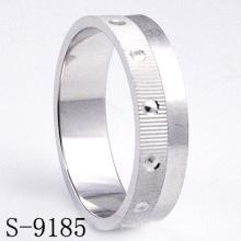 Bague à bijoux fantaisie / bijoux fantaisie 925 Sterling Silver (S-9185)