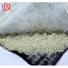4000Г/м2 Геосинтетические лайнер глины, используемые в свалку