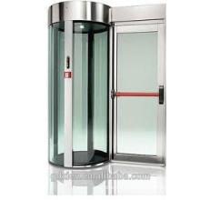 Porte ATM automatique (porte de sécurité et cabine), CE, certificat ISO9001