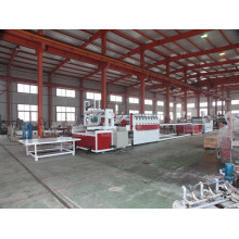 Wood Plastic Composite Machine/PVC Foam Board Extrusion Line