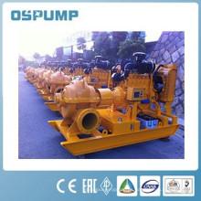 Ocean Pump Diesel Engine bombas de succión de doble drenaje o sistemas de bomba de agua para motor diesel
