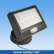 16W LED Sensor Wall Light