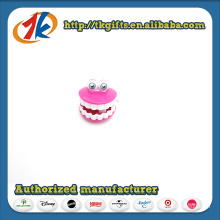 Funny Plastic Teeth Toys Wind up Teeth Toys Manufacturer From China