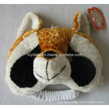 Plush Stuffed Animal Racoon Plush Mask