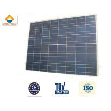 190W de alta eficiencia excelente potente panel solar de poli