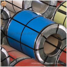 Обработка покрытых поверхностей и стальной рулон окрашенной оцинкованной стали