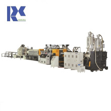 Xinrongplas PE drainage pipe machiney for double wall corrugated pipe produce equipment from factory