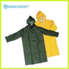 PVC Polyester PVC Long Workwear Rpp-037
