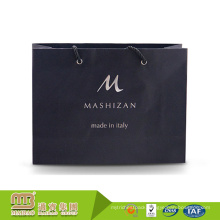 Factory Wholesale Logo Printing Custom Handled Retail Store Colored Paper Merchandise Bags For Cloth