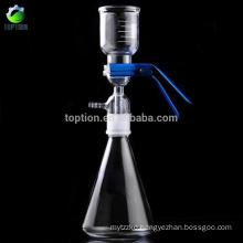Laboratory Glassware Solvent Vacuum Filtration Apparatus