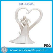 Decoración conmemorativa especial de la boda de la porcelana