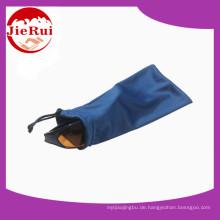 Big Promotion Price Microfiber Wildleder Tasche für Schmuck und Brille