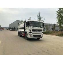Tout nouveau camion compacteur d'ordures Dongfeng LHD / RHD 18cbm