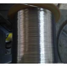 304 fil d'acier inoxydable fin brillant