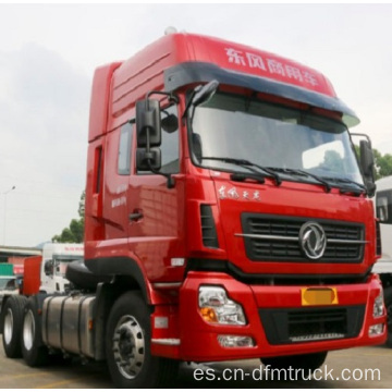 Stock Dongfeng 420 cabezas tractoras 6x4