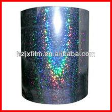 Hologramm metallisierte Haustierfolie
