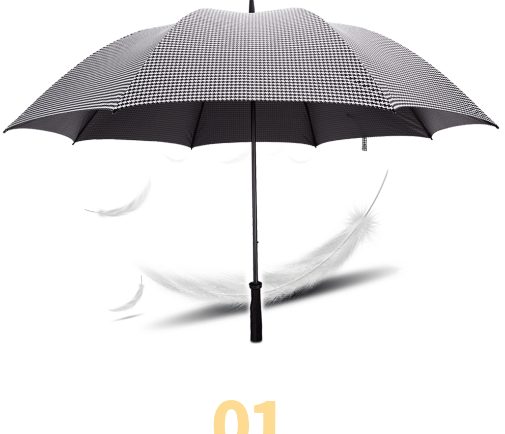 Ultralight Golf Umbrella