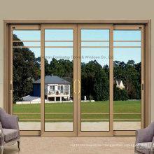 Feelingtop High Quality Customized Aluminum Sliding Window and Door (FT-W80/126)